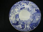 Royal Crown Derby Mikado serving plate